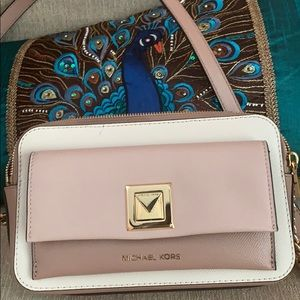 Michael Kors handbag-primarily Dusty Rose